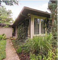 House with Plants - Faulker Realty Group